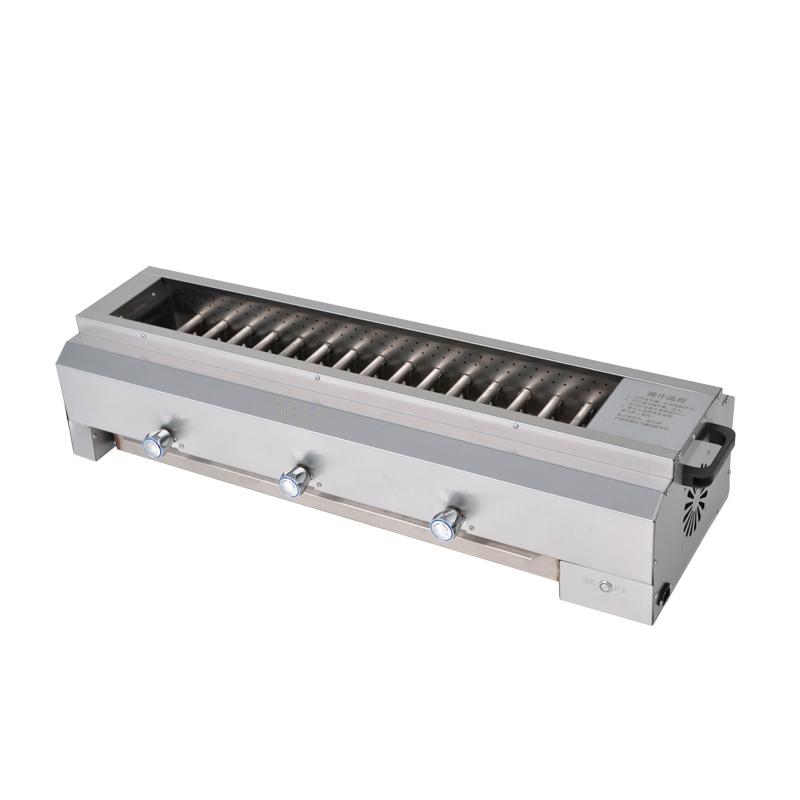 我爱发明第三代黑金气烤炉HJS110-3