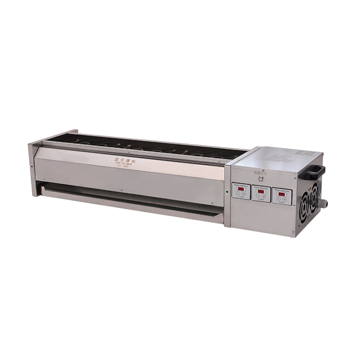 黑金彎管電烤爐系列HJDS120-3
