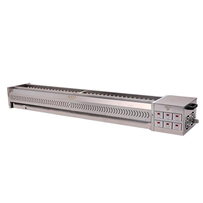 黑金直管电烤炉系列HJDZ200-6