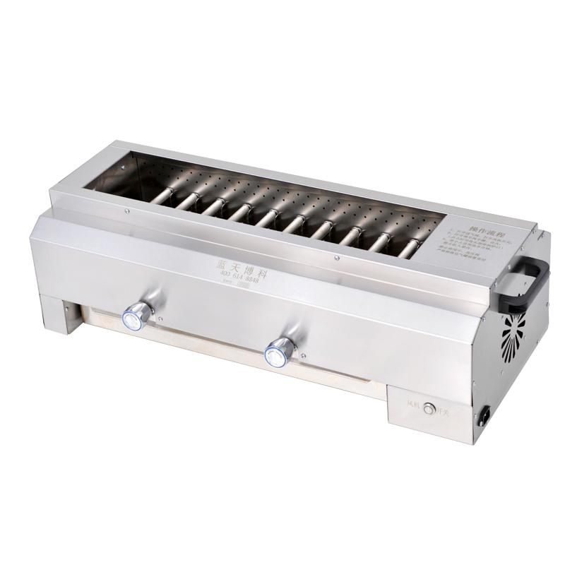 我爱发明第三代黑金气烤炉HJS83-2